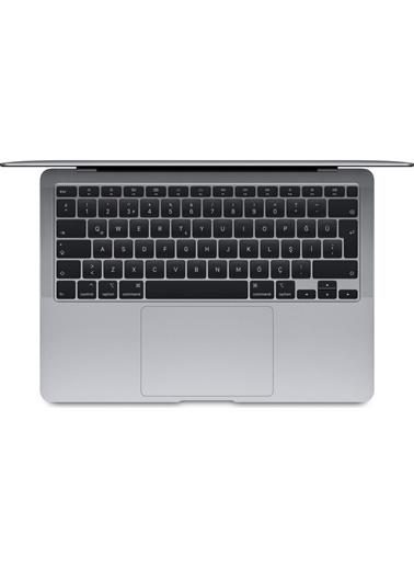"Apple Apple Macbook Air M1 Çip 16gb 256gb Macos 13"" Qhd Taşınabilir Bilgisayar Uzay Grisi Gri"